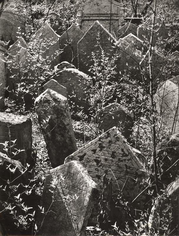 Jindrich Brok - Jewish Cemetery Tombstones, Prague