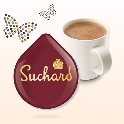 Suchard Hot Chocolate  #Tassimo #TDISC #Suchard #hotchocolate