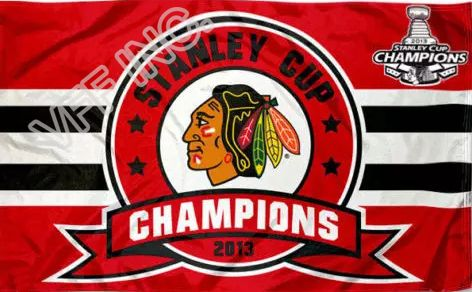 Чикаго Блэкхокс НХЛ Национальная Хоккейная Лига Флаг 3ft x 5ft Полиэстер Баннер Летающий 150*90 см Пользовательский флаг спорт ЧЕМПИОНОВ CB10