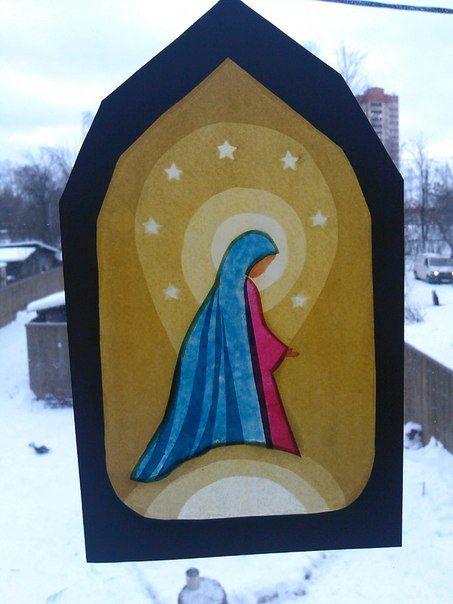 over sterre, over zonne, zachtjes gaat Maria's voet........( adventslied uit nederland )