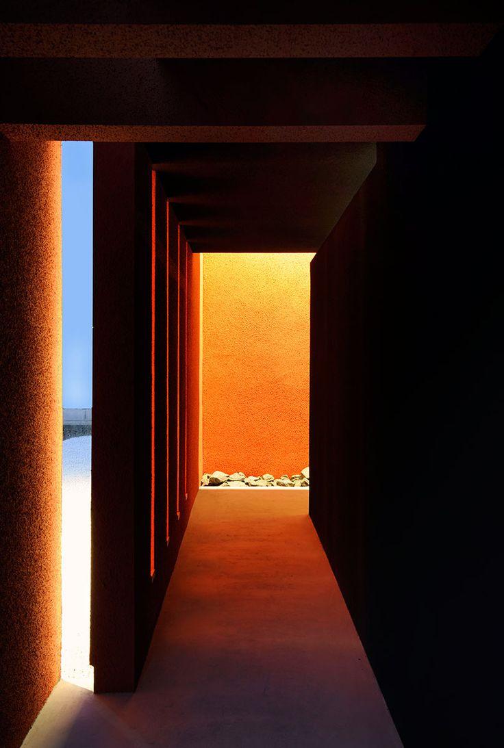山本雅紹建築設計事務所   光回廊