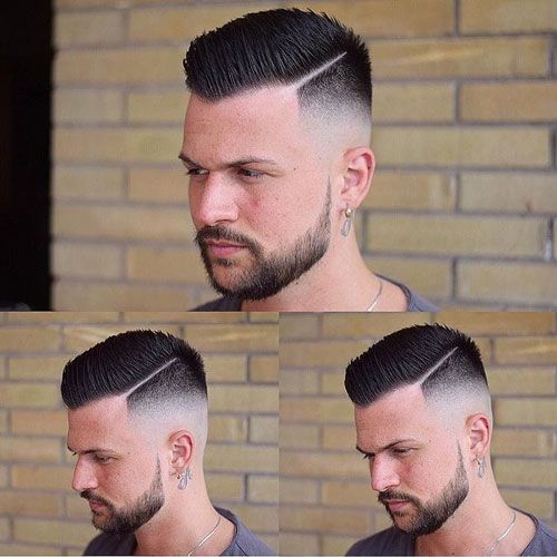 35 Best Haircuts And Hairstyles For Balding Men 2021 Styles High Skin Fade Beard Hairstyle Balding Mens Hairstyles