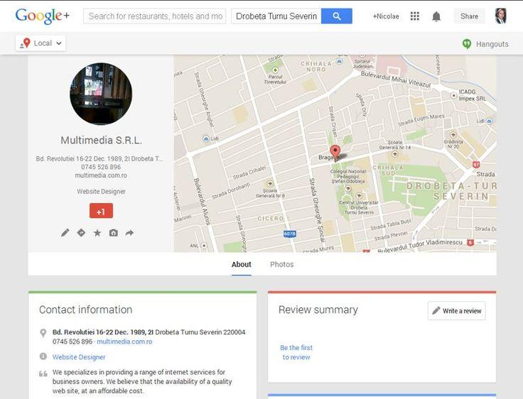 Promovează-ţi afacerea local pe Google Locaţii