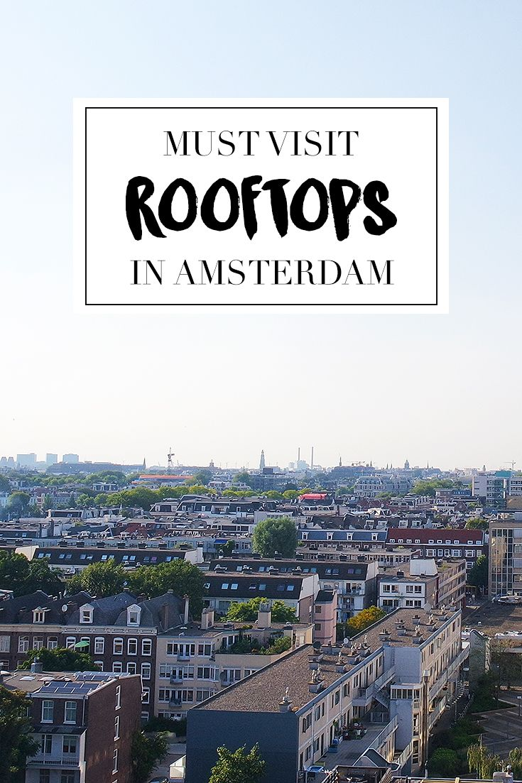 "The restaurants with a rooftop bar in Amsterdam? Find out where to find best rooftops on travel blog http://www.yourlittleblackbook.me. Planning a trip to Amsterdam? Check http://www.yourlittleblackbook.me/ & download ""The Amsterdam City Guide app"" for Android & iOs with over 550 hotspots: https://itunes.apple.com/us/app/amsterdam-cityguide-yourlbb/id1066913884?mt=8 or https://play.google.com/store/apps/details?id=com.app.r3914JB"