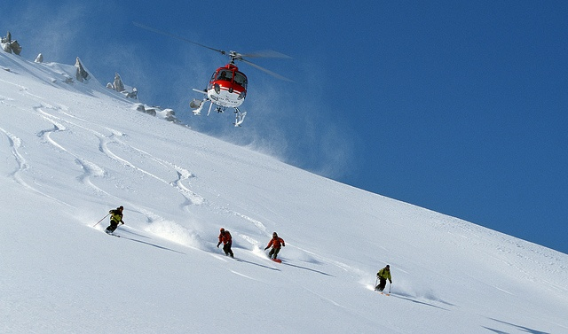 Who knew?! Heli skiing in Turkey with Pure Powder