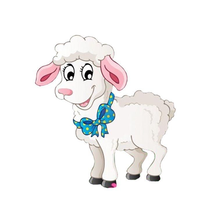 Днем рождения, картинки овечка для детей на прозрачном фоне