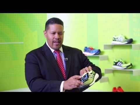 Adidas integrated NFC into two versions of its shoes | Evigo.com