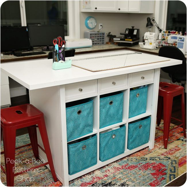 Pin On Sewing Spaces Organization
