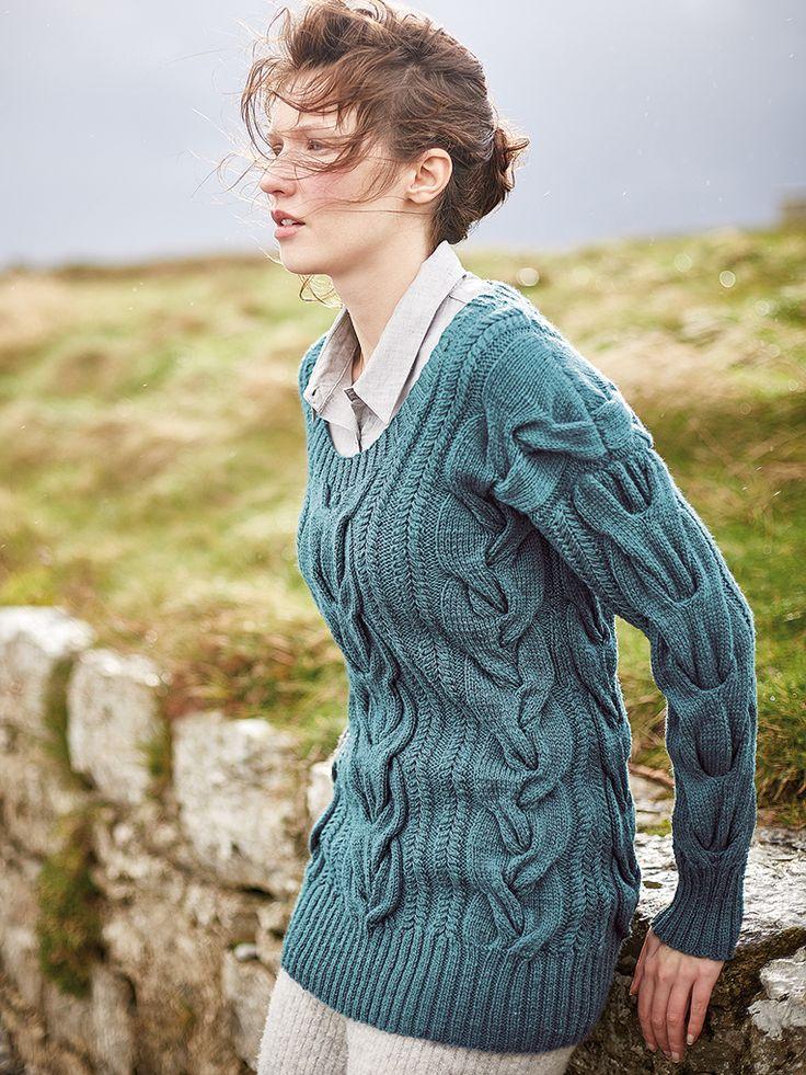 31 best 60 - Rowan Knitting & Crochet magazine images on Pinterest ...