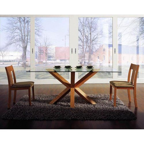 93 Best Dining Tables Images On Pinterest  Dining Rooms Dining Prepossessing Dining Room Tables With Glass Tops 2018