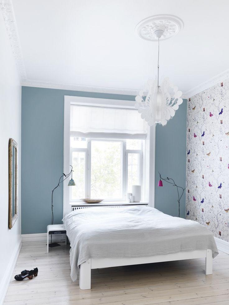 Skal dit soveværelse være romantisk eller rustikt, med retro-vibes, mørkt eller lyst? Se galleriet med 17 af vores mest betagende soveværelser.