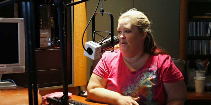 Mama June Had a Relationship and Two Kids With a Totally Different Sex Offender