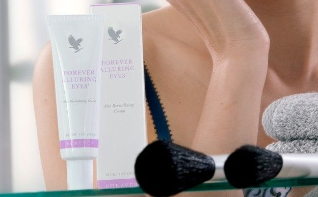 forever #alluring eyes, an eye cream for puffiness, wrinkles, fine lines and #under-eye #circles!
