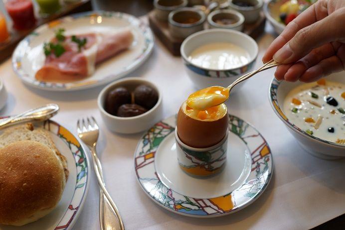 北野ホテル 朝食