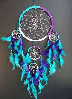 Tina's handicraft : 14 designs for dreamcatcher