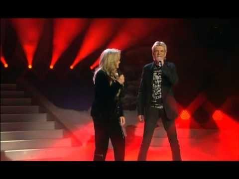 ▶ Bonnie Tyler & Matthias Reim - Die wilden Tränen (Salty Rain) 2011 - YouTube