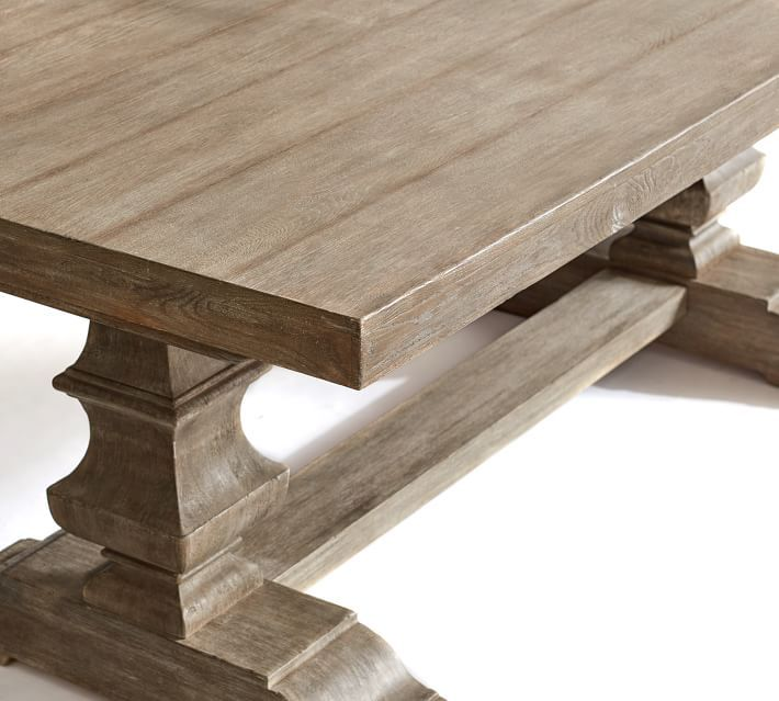 Banks Extending Dining Table Gray Wash Dining Table Extendable Dining Table Coffee Table Wood