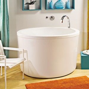 66 best Japanese soaking tubs images on Pinterest Bathroom ideas