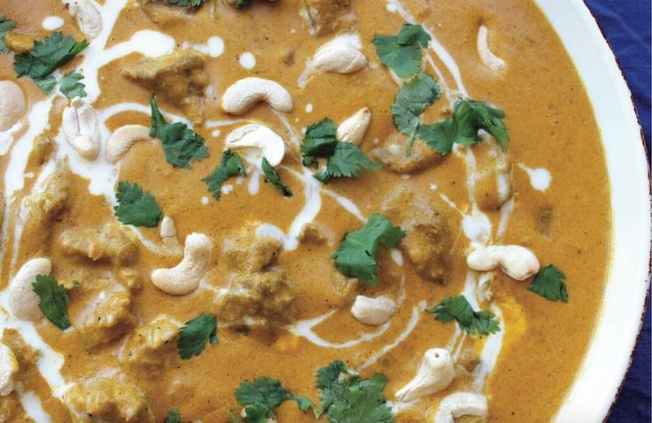 A quintessential Mughlai curry, the Korma is a mild yet rich cashew nut yoghurt based curry, which is frequently preferred by those who are sensitive to spice. The chicken variation is just as delicious! This Thermomix Curry is truly a standout in this book and is deliciously adapted for those that have allergies/intolerances. ALToI: Lamb...Read More »