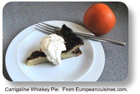 Carrigaline Whiskey Pie: A Delicious Dessert Filled with Irish Flavors!