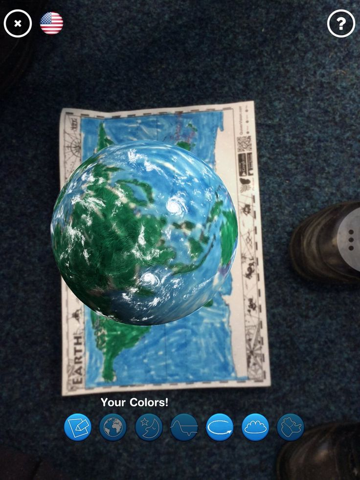 """Brambleside Primary on Twitter: """"3LT drew Michael's route and then explored an app called 'quiver' to turn the flat piece of paper into a 3D globe! How exciting! https://t.co/nolr9HUPpL"""""""