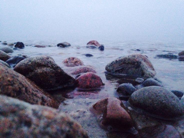 Wet Stone
