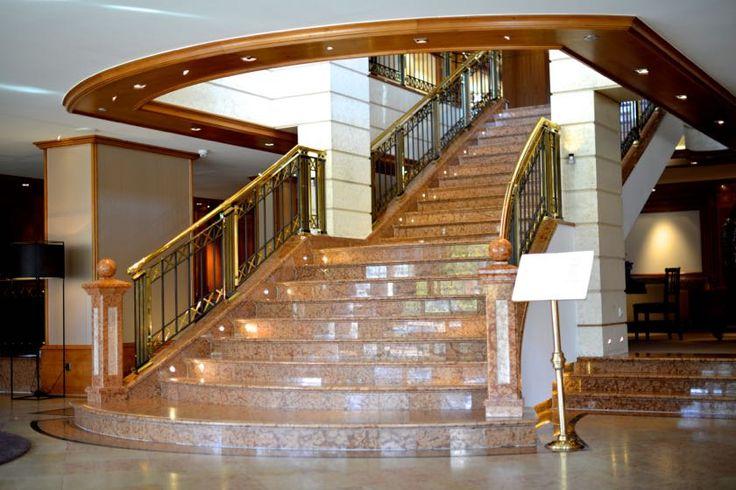 Hotel Allgäu Sonne Treppe
