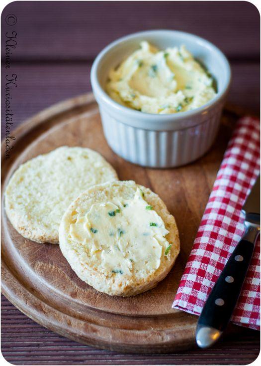 Alles in Butter! | Kleiner Kuriositätenladen | verschiedene Buttervariationen
