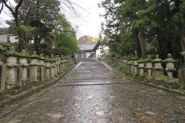 Unforgettable Kansai trip in autumn 2016, Day 3 - All the way to Japan