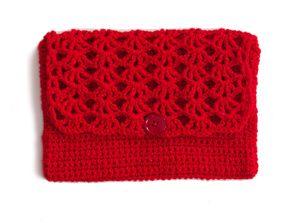 Lion Brand® Vanna's Glamour® Evening Glitter ClutchGlitter Clutches, Clutches Wallets, Crochet Bags, Free Crochet, Clutches Tutorials, Clutches Free, Crochet Clutches, Clutches Pattern, Crochet Pattern