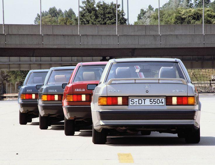 Капсула времени: Mercedes-Benz 190 W201 1993 года с пробегом 4592 км