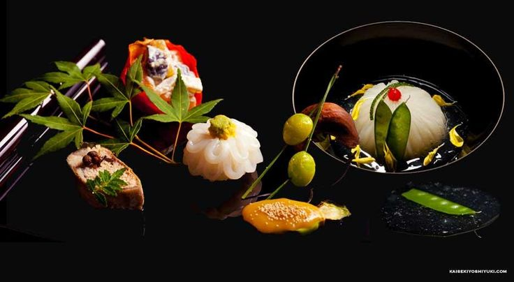 Japanese Kaiseki, Tradition Goes Upscale