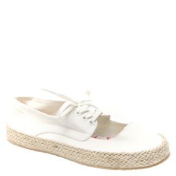 Rocket Dog Calder Sidewalk Chalk Casuals in white