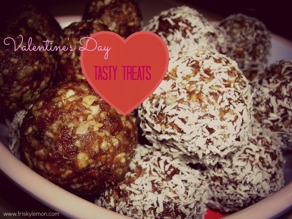 Valentine's Tasty Treats! | http://friskylemon.com/2011/02/14/valentines-tasty-treats/ #paleo #mypaleovalentine #valentinesday