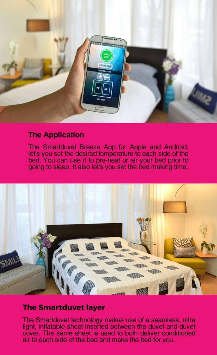the smart duvet duvet and product design