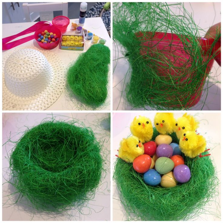 How to make a cracking Easter bonnet