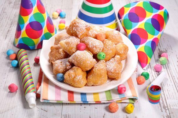 Roztopašné fašiangy: Pripravte si stôl plný farieb a skvelých chutí - Magazín