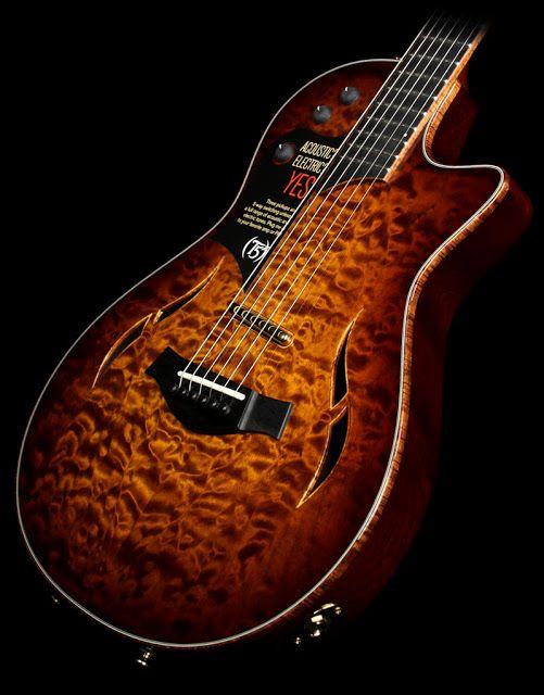 CLASES DE GUITARRA: Taylor Electric Guitars
