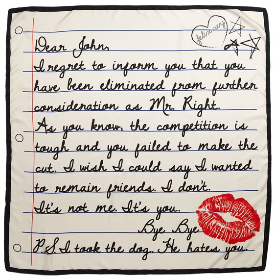 9 Best Break Up Letters To Inspire Class 2 Writing Images On
