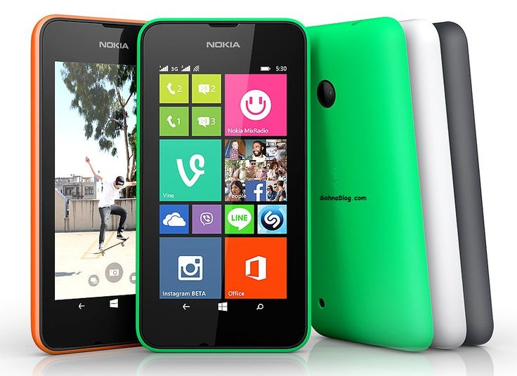 The nokia Lumia 530 Dual Sim with the latest budget Window Phone 8 handset is now available in india throuh the official Nokia Shop in india. Snapdeal started taking pre- order for the smartphone last week, but it is still on pre-order with the retailer.