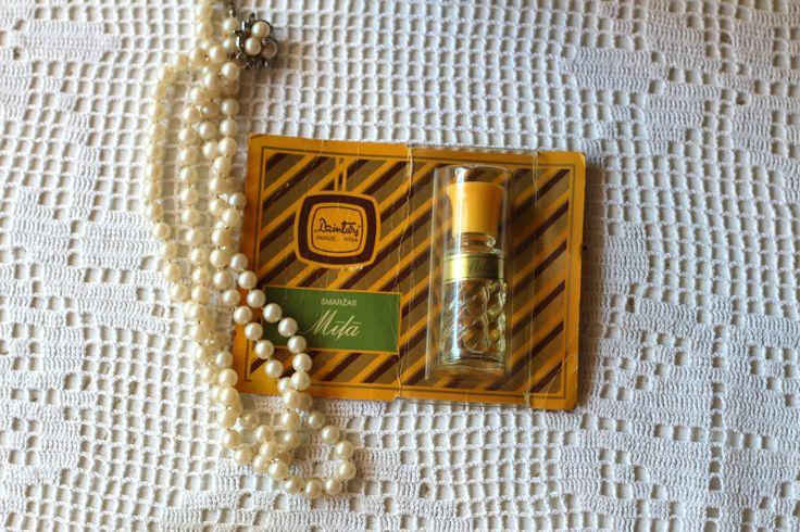 Vintage Latvian Perfume Mīļā (Dear) by DZINTARS / Riga, USSR, Soviet Times by RamonaStore on Etsy