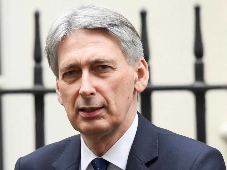 Brexit: Philip Hammond admits UK's planned withdrawal already hitting economic investment