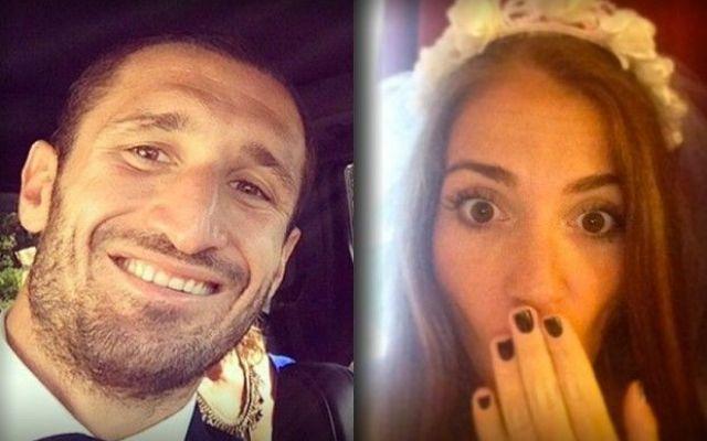 FOTO - Matrimonio (di beneficenza) anche per Giorgio Chiellini: ecco chi non è stato invitato...