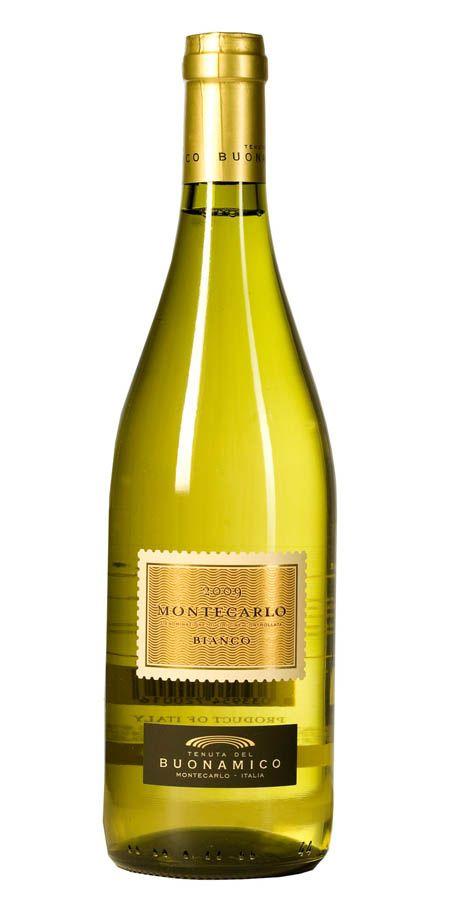 Montecarlo Bianco DOC (Vineyards Tenuta del Buonamico)
