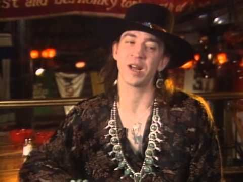 Stevie Ray Vaughan - Interview Part 2 - 1/1/1985 - Lone Star Cafe (Offic...