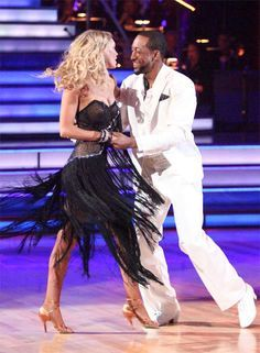 Dancing With The Stars Season 14 Spring 2012 Jaleel White and Kym Johnson Rumba