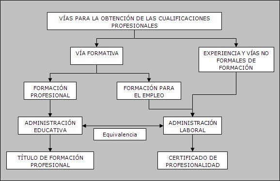 CERTIFICADOS DE PROFESIONALIDAD: Repaso legislativo al concepto.
