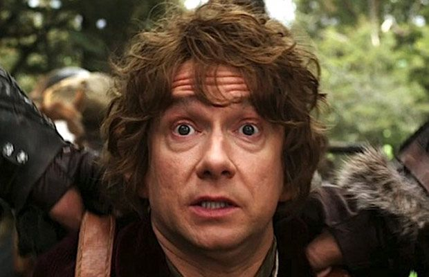 Bilbo Baggins in The Hobbit is an 'ordinary' character among a band of unusual travelers. #citizen #archetype #brandpersonality