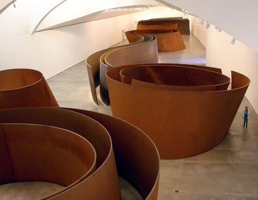 Richard Serra is the first artist to receive the President's Medal from the Architectural League of New York | Archinect