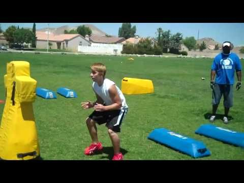 Cavs Tackle Drills   2012 - YouTube